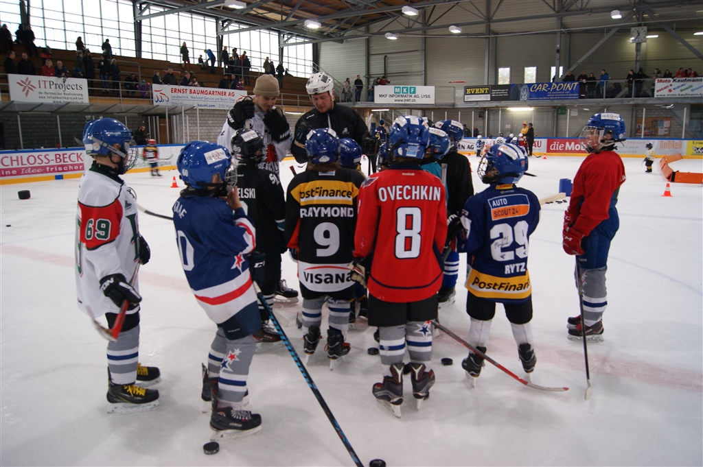 Swiss Ice Hockey Day 2018