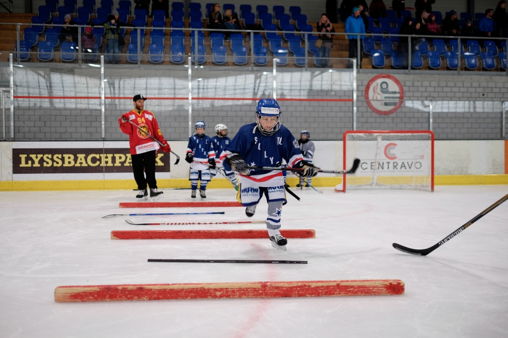 Swiss Ice Hockey Day 2016
