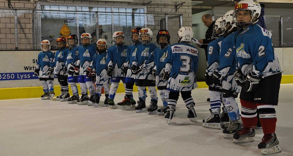 Swiss Ice Hockey Day 2012