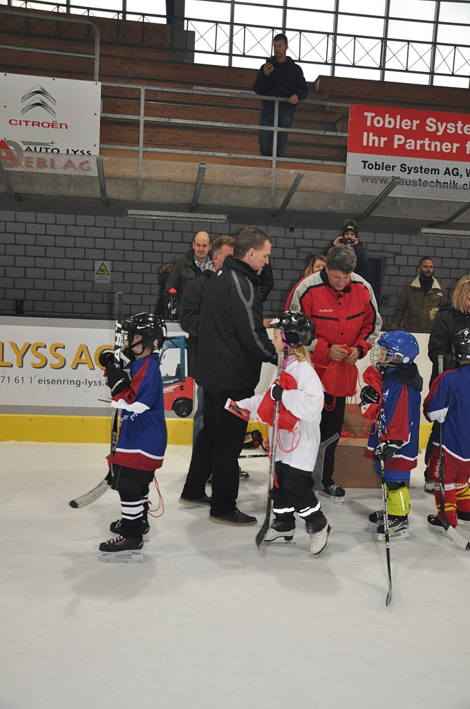 Swiss Ice Hockey Day 2013