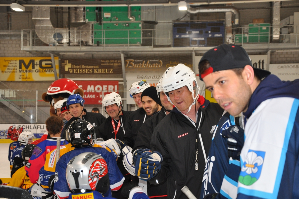 Swiss Ice Hockey Day 2015